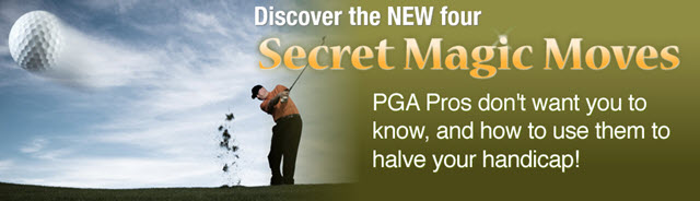 Discover The Four Secret Magic Moves