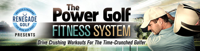 The Power Golf Fitness System